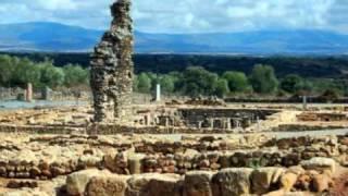 Ruinas de Cáparra.MPG
