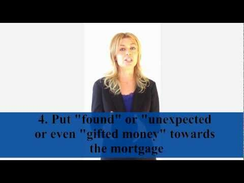 Easy Ways to Pay off Your Mortgage Faster!!   (CANADA)