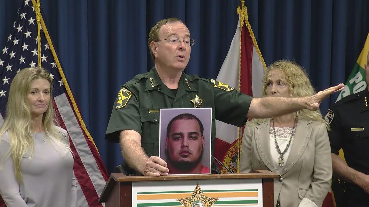 Major human trafficking sting nets 124 arrests in Polk County