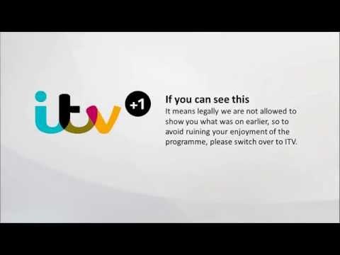 ITV+1 Legal Message 2013 Mock
