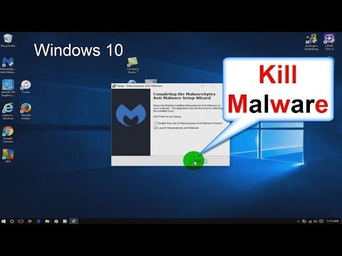 How to Remove a virus from your computer! - How to remove Malware - Windows 10 Free & Easy