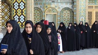 Iran holds pivotal presidential elections