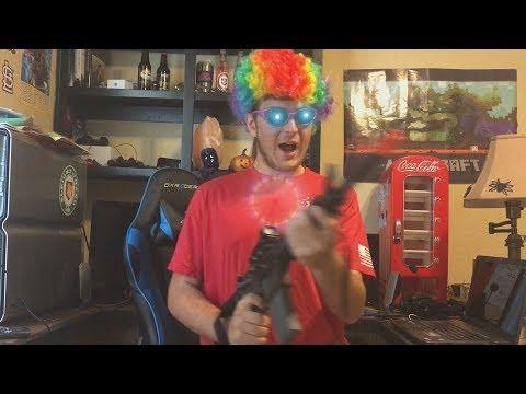 Crazy transgender Pennywise clown rages over Battlefield 1 update