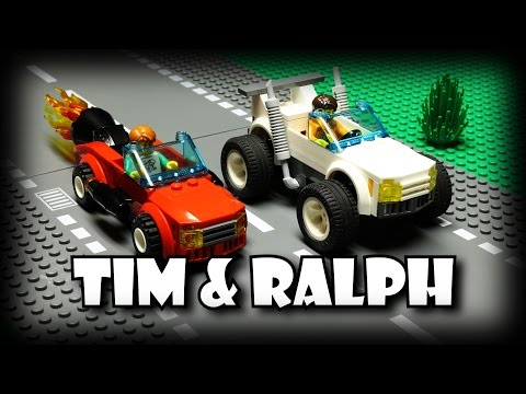 Tim and Ralph: The Rematch