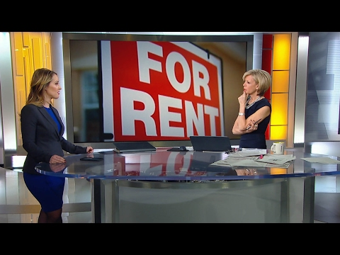 Sky-High rent shock in Toronto leaves reporter with no fixed address