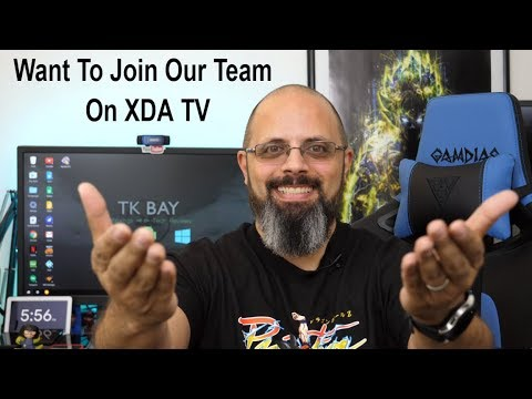 Are You Looking For Chance To Be On XDA TV ?