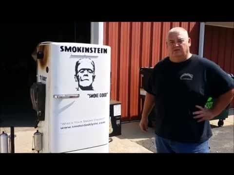 Convert your Old Refrigerator into a Pellet Smoker with The Pellet Pro® Pellet Hopper Assembly
