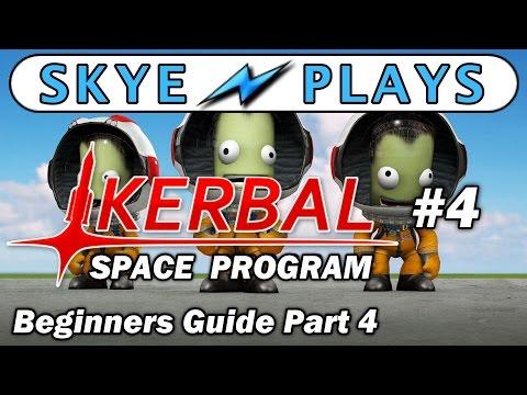 Kerbal Space Program Part 4 ► Getting Into Orbit! (KSP Career Mode) ◀ Gameplay / Tutorial / Tips