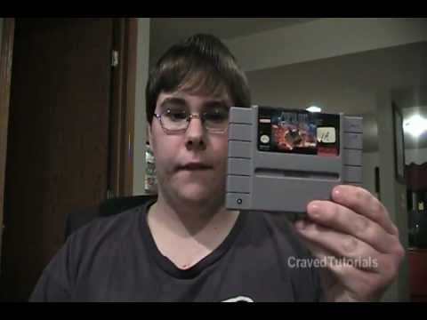 How to Remove Stickers and Marker from Video Game Cartridges!