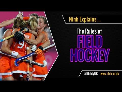 The Rules of Hockey (Field Hockey) - EXPLAINED!