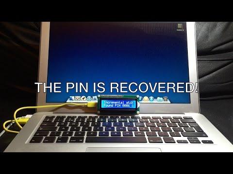 4/6 digit Mac unlock EFI Firmware iCloud Password lock Removal Tool for Macbook Pro Air iMac