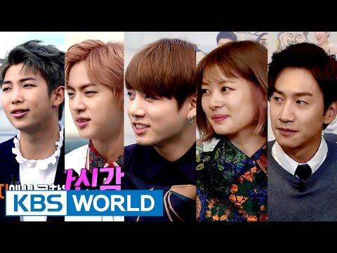Entertainment Weekly | 연예가중계 - BTS, Lee Kwangsoo, Jung Somin [ENG/CHN/2016.11.07]