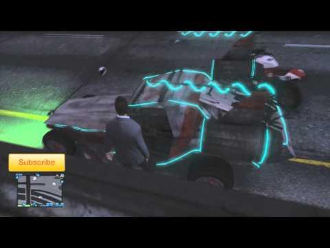 GTA V Random Car Mod