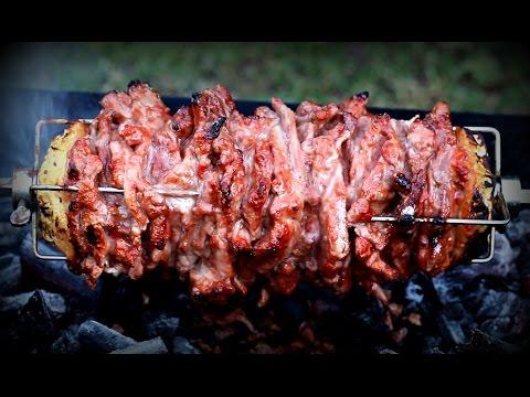 Tacos Al Pastor Recipe _ How to make Tacos Al Pastor _ Mexican BBQ
