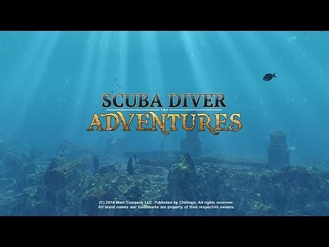 Official Scuba Diver Adventures: Beyond The Depths Launch Trailer
