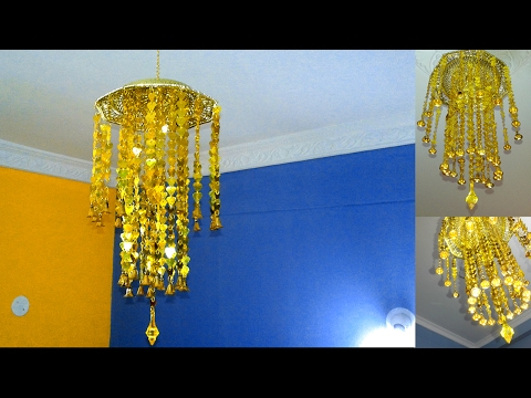 DIY Wall Decor || How To Make Ceiling Hanging Decorations || Wall Hanging Decoration