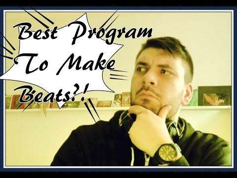 BEST PROGRAM TO MAKE BEATS 2015