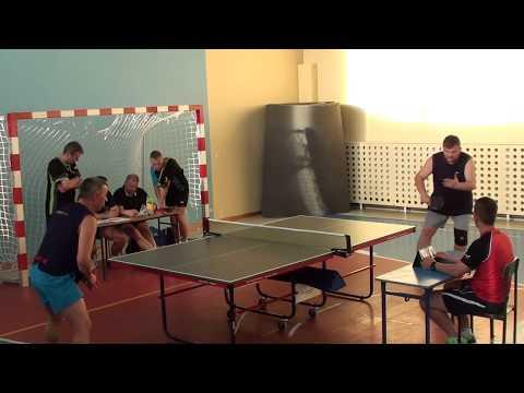 GPA 5/2017: Piotr Kryszak - Jarosław Prykowski (1:3) 2017-06-09