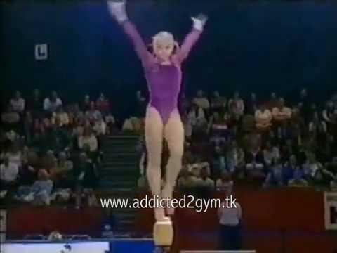 Gymnastics Montage - Anna Pavlova
