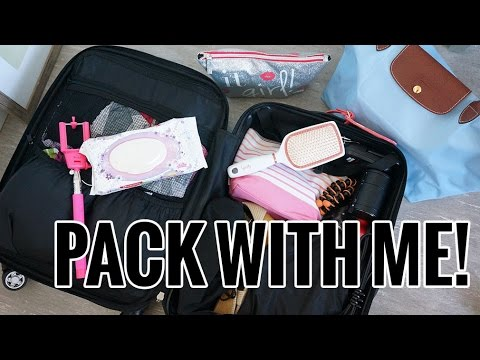 Pack With Me: 12 days Traveling to the Philippines! | Carry On ONLY | Charmaine Dulak
