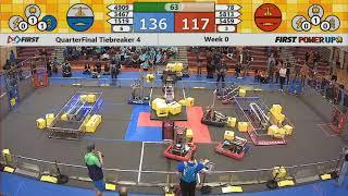 Quarterfinal Tiebreaker 4 - 2018 Week 0