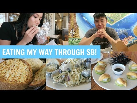 Santa Barbara Food Adventures!! Buddha Bowls, McConnell's & More!