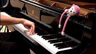 「ちょっとつよい天国と地獄(Orpheus in the Underworld)」を弾いてみた【ピアノ】