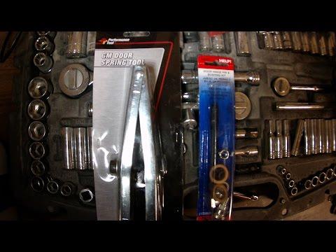 82-92 Firebird Camaro Lower hinge pin replacement part 3