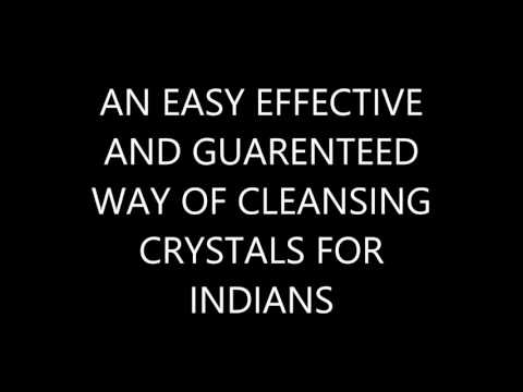 Alternative for sage leaves for indians, for cleansing crystals and recharging.