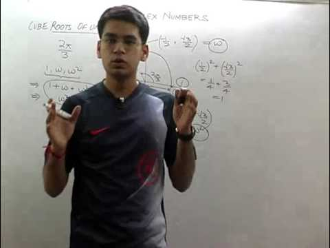 Roots of Unity - complex numbers - Part 11