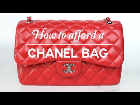 HOW TO AFFORD A CHANEL BAG