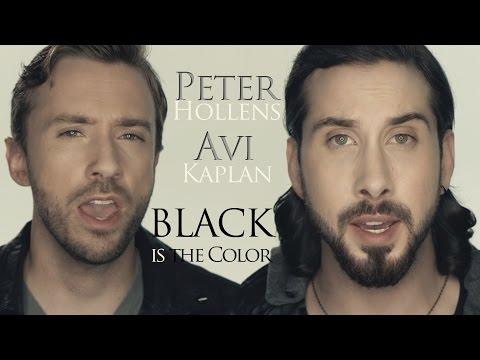 Black Is The Color Of My True Love's Hair - Peter Hollens & Avi Kaplan