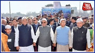 Bihar Forms World's Largest Human Chain Against Alcoholism And Liquor