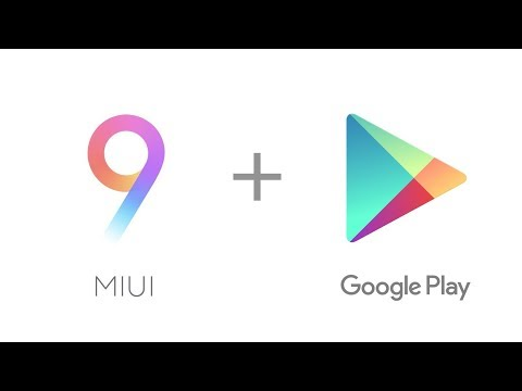 How to install Google Play any Xiaomi device with MIUI 9 - EASY & FAST