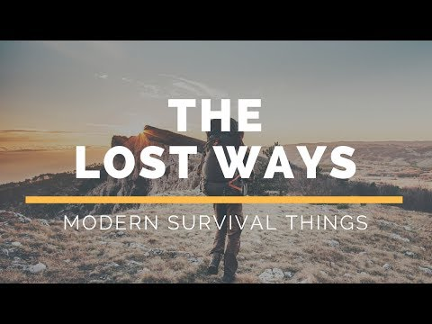 The Lost Ways Review - DON'T BUY IT Until You See This!