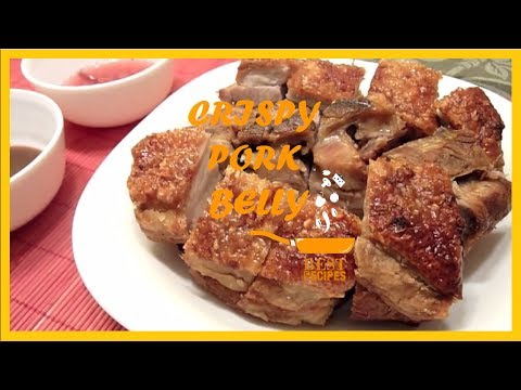 - Fat Burning Recipes - How to cook pork belly strips crispy 2017