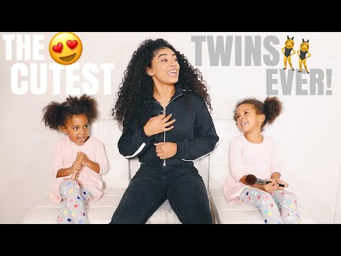 WATCH ME DO THE MCCLURE TWINS HAIR! *cuteness overload* | jasmeannnn