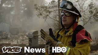 We Spent 24 Hours With A California Firefighting Crew (HBO)