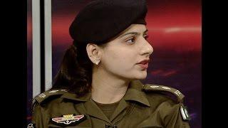 Bina Mazraat Episode 64 - Part 1 with ASP Aisha Butt