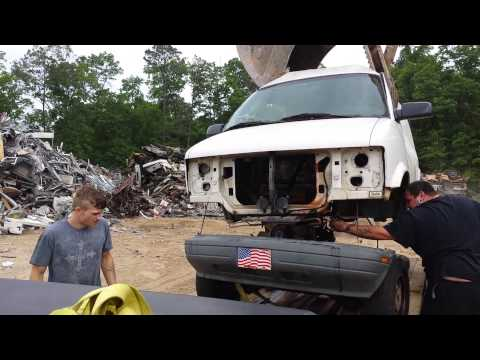 How to fix or repair a Chevy Astro van