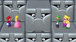 Mario Party 10 - All Minigames - PakVim net HD Vdieos Portal