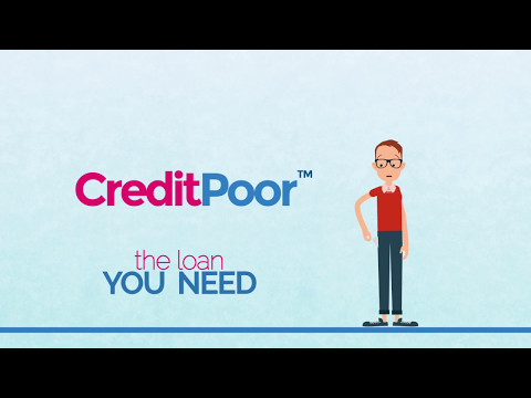 Loans for bad credit online UK