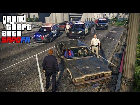 GTA SAPDFR - DOJ 1 - Getting Stalked (Criminal)
