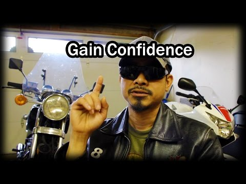 Gain Confidence on Motorcycles in 7 Steps