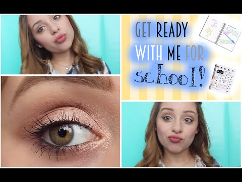 Back to School: Makeup Tutorial | Natural & Quick