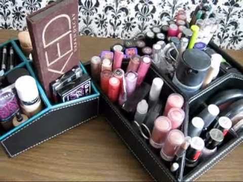 makeup collection & storage  **requested**
