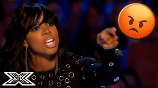 Contestants CLASH With The Judges | X Factor Global