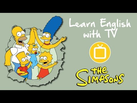 Learn English with TV Series: The Simpsons and American Valentine's Day