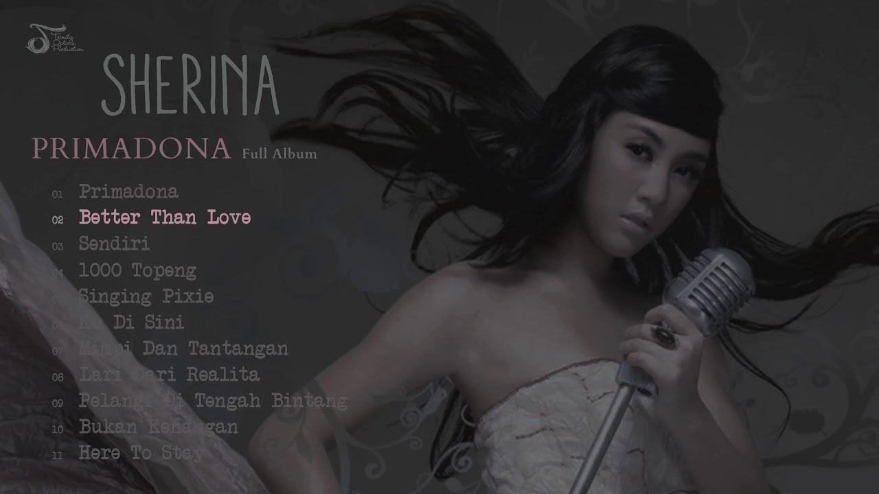 Download SHERINA - PRIMADONA (FULL ALBUM) MP3 Gratis