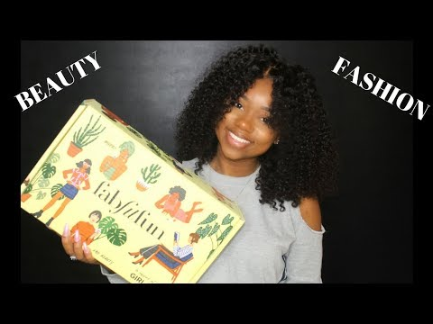 FASHION, BEAUTY AND MORE ! || FabFitFun Unboxing